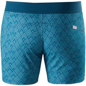 NRS Beda Shorts Dame moroccan blue